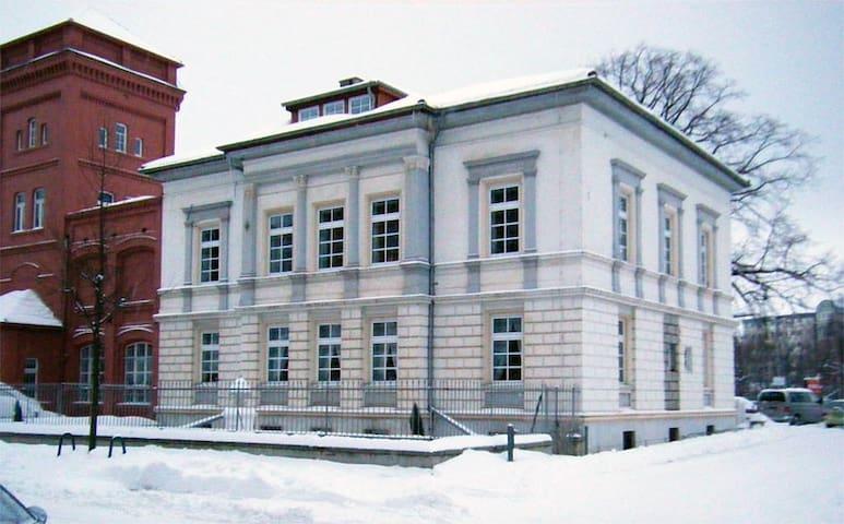 Wohnen in der Villa North