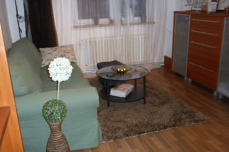 attic apartment (furnished) 2+kk  - Praga - Apartamento