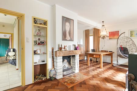2 cosy rooms center of NL easy charming and clean - Woudenberg - Σπίτι