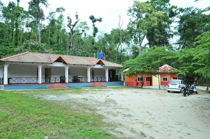 Estate stay @ Sri Nidhi