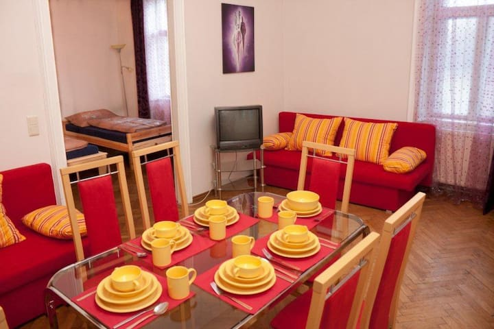 Pr 6 Golden Ring 2-Room Apartment - Pressbaum - Apartemen