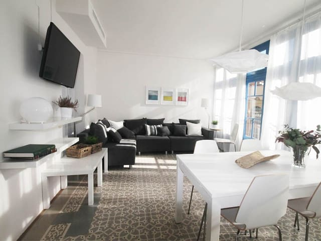 Great&new apartment in Pl Catalunya