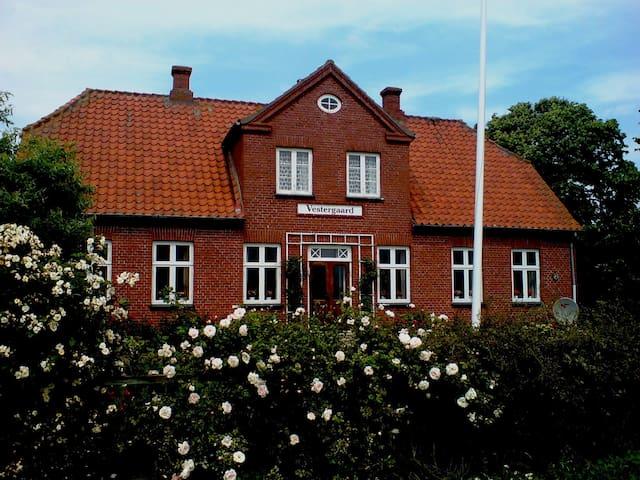 Skarø Sommerpensionat - Penthouse - Svendborg  - Bed & Breakfast