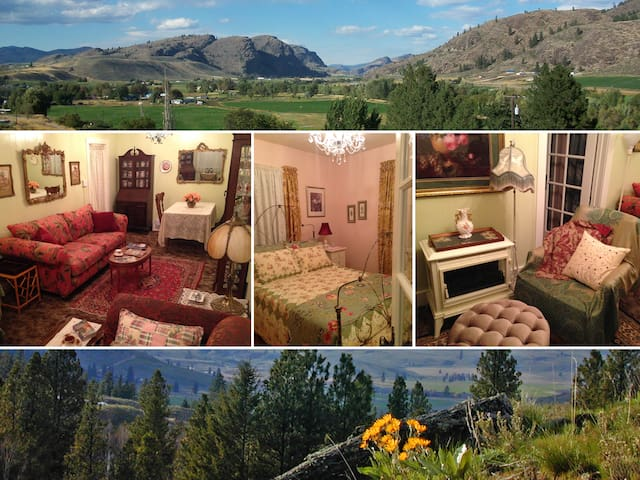 Kokanee Cottages - 1BR Nootka Rose - Okanogan WA