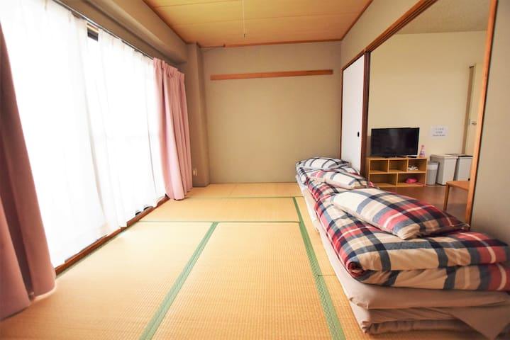 #63 5PPL/Comfy & Cozy Room in Dainichi, Osaka! 507