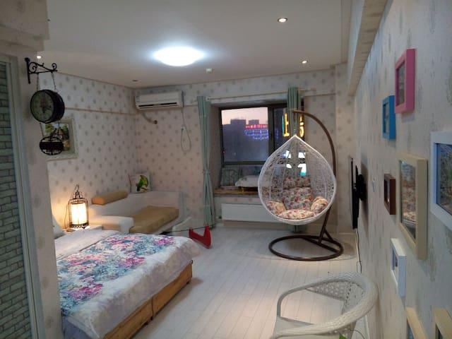 欧美田园风格的舒适公寓 - Jinan - Apartment