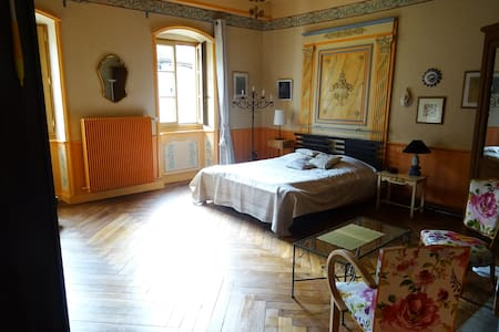 Spacious room - La Tournelle - Vallée de la Loue - Mouthier-Haute-Pierre