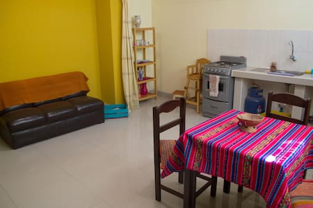 Cozy apartment in the heart of Pisac - Pisac - Osakehuoneisto