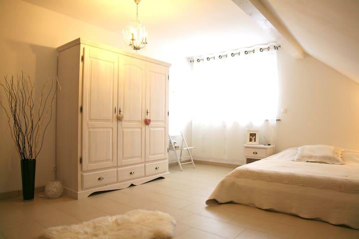 Loue chambre standing + pdj inclus - Sarreguemines - House