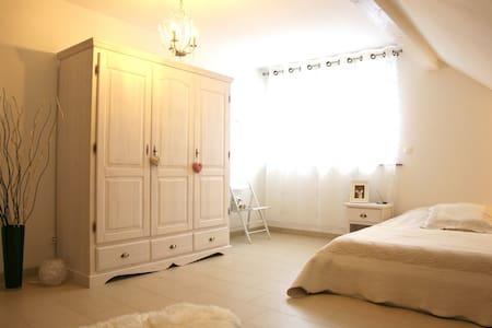 Loue chambre standing + pdj inclus - Sarreguemines - Ház
