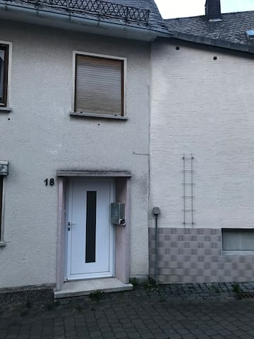 Entrance, our apartment