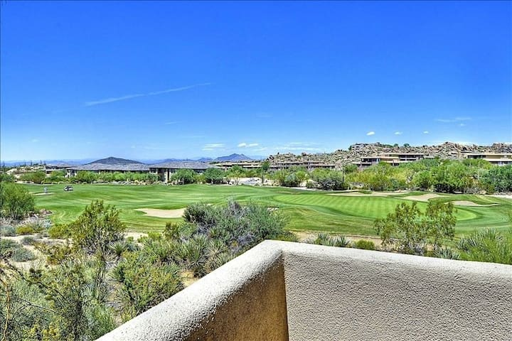Troon North Luxury Home on Golf Course