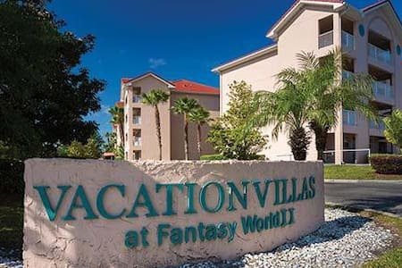 Vacation Villas at FantasyWorld 4 P (READ ADVICE) - Wohnung