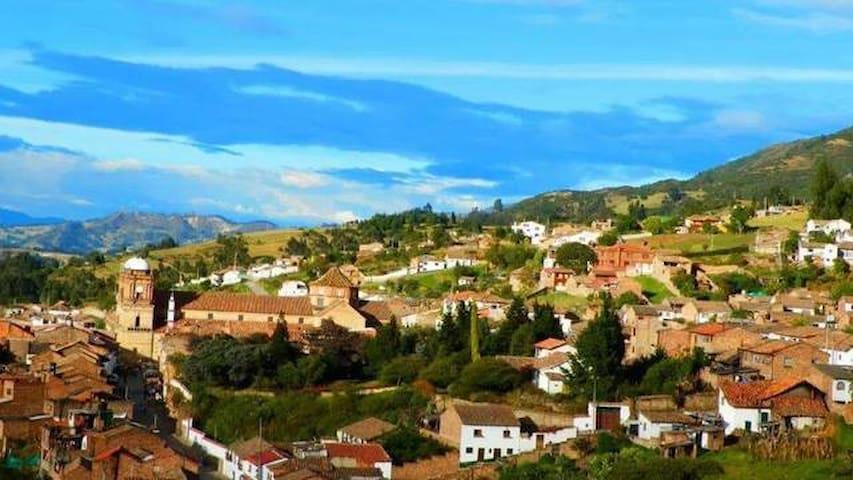 Terrazas Hospedaje, Mongui COL