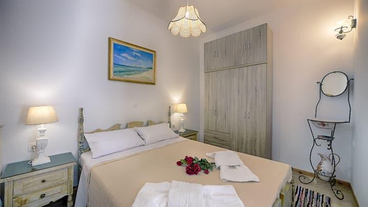 Feakia Appartement 1 - Schöne und sehr preiswerte Unterkunft in Strandnähe von Agios Gordios