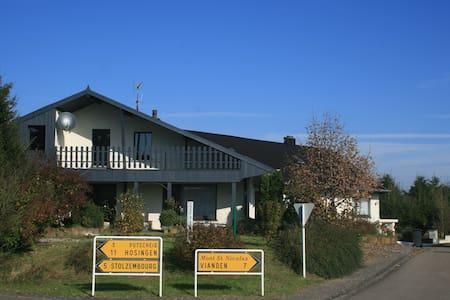 Uniek zicht over de vallei - Putscheid - Wohnung