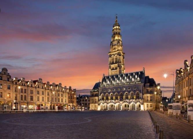 Appartement au Cœur d'Arras