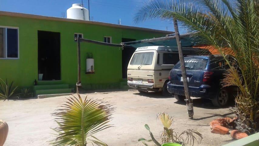 Doña Gaby spot - El Sargento - Rumah Tamu