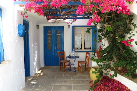 Ancient new home in sifnos - Apollonia
