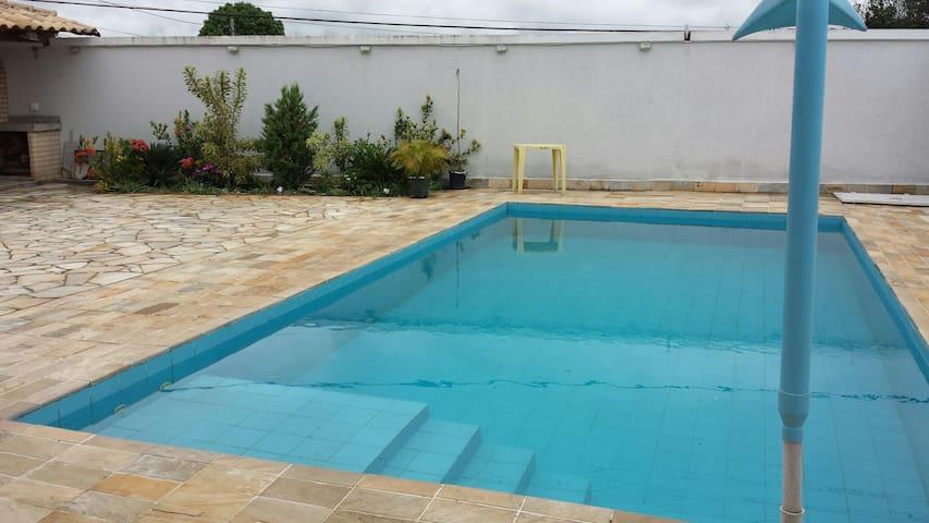 LAGOA SANTA - CARNAVAL - EXCELENTE  ÁREA  LAZER