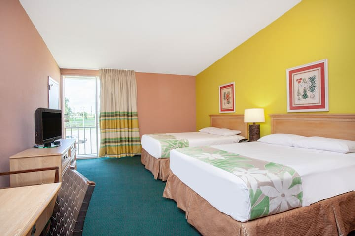 A-P-T Suites Kissimmee - Low Daily & Weekly Rates