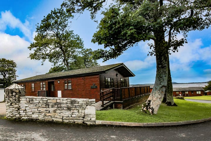 Rockhill luxury cabins for families and groups!