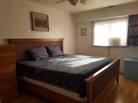 Private Albuquerque Apartment near Uptown