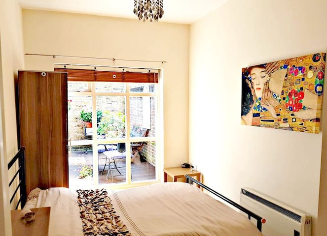 Double bedroom preferably for female person