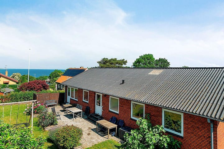 8 person holiday home in Allinge