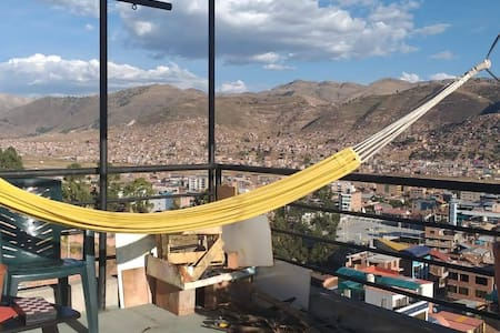 Private apartment Cusco, no crowded-warm-fast wifi