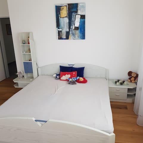 Gästezimmer an ruhiger Lage
