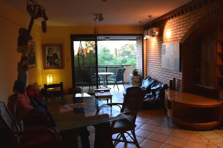 Habitación privada en Depto. compartido