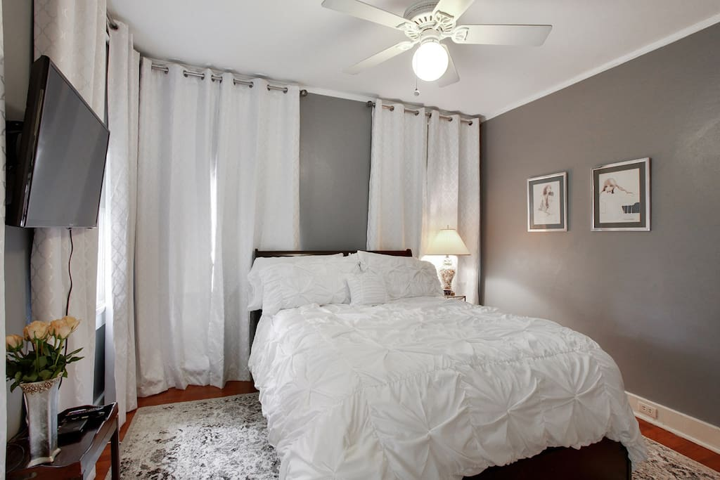 Spacious 1 bedroom near tulane university houses for - 1 bedroom houses for rent in new orleans ...