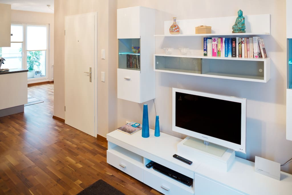 Premium Furniture Apartment Balcony Apartments For Rent In Dusseldorf North Rhine Westphalia