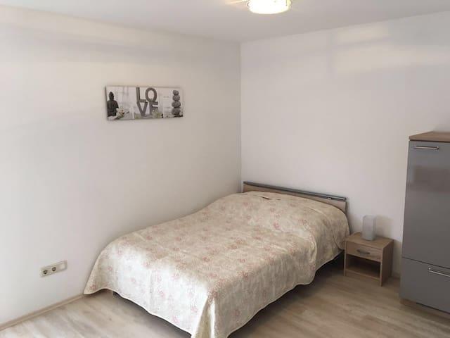 Schönes, helles Appartement - Augsburg - Departamento