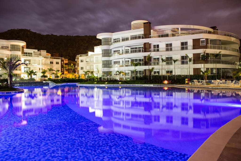 Enjoy poolside food service and beach side drink service during the summer season. The entire complex is gated with 24/7 on-site security. The resort complex is only accessible to residents of this private residential resort (it is not open to the public)