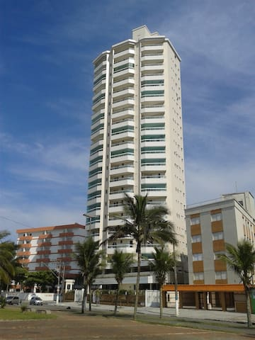 Apartment Front Sea Praia Grande