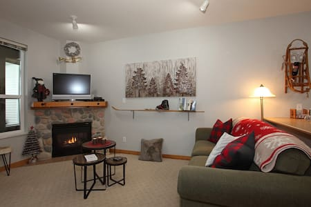Silver Star Mountain Resort Cozy Studio Condo