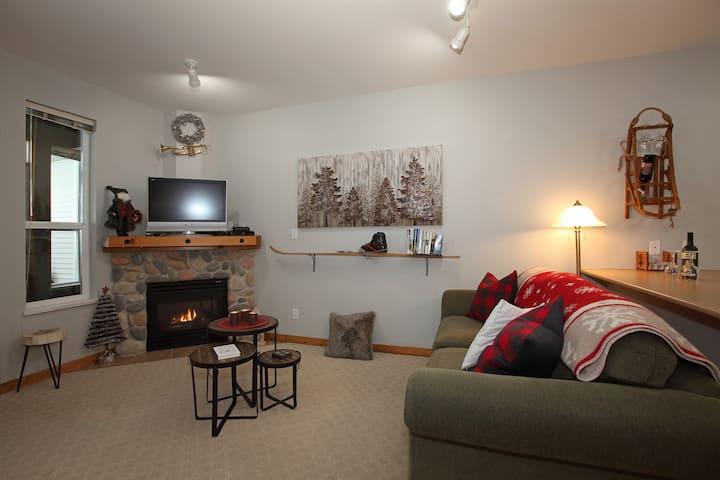 Silver Star Mountain Resort Cozy Studio Condo