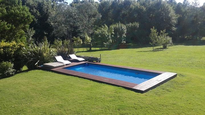 """Cottage @Punta Ballena  -  """"Cachafaz"""""""