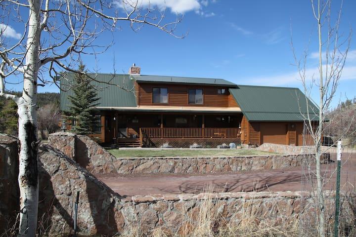 Fishing Lodge Cabin