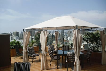 Miraflores Oceanview Penthouse - Miraflores District