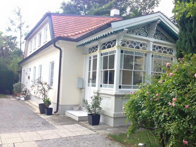 Charmantes Häuschen mit Chic - Baden - Haus