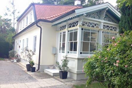 Charmantes Häuschen mit Chic - Baden - Maison