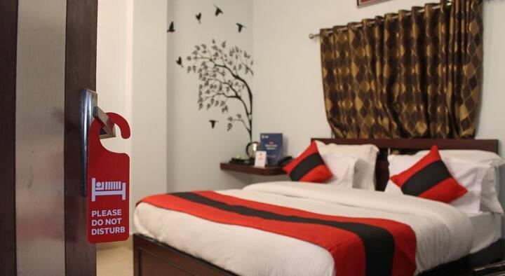 Swagat Inn, best budget hotel near Har ki Pauri