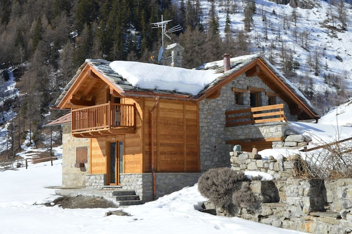 BAITA CHALET DI CHARME ADOLPHE REY IN VAL FERRET