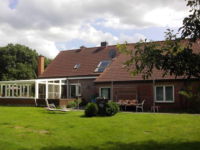 ostfriesisches (Wohn) Bauernhaus