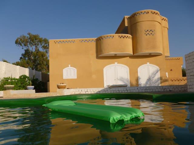 Villa Ganina - Oasis Siwa Egypt - Siwa - Villa