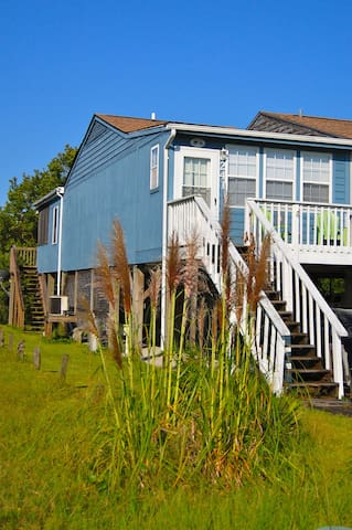 Beach House on North Topsail Island - North Topsail Beach - Casa
