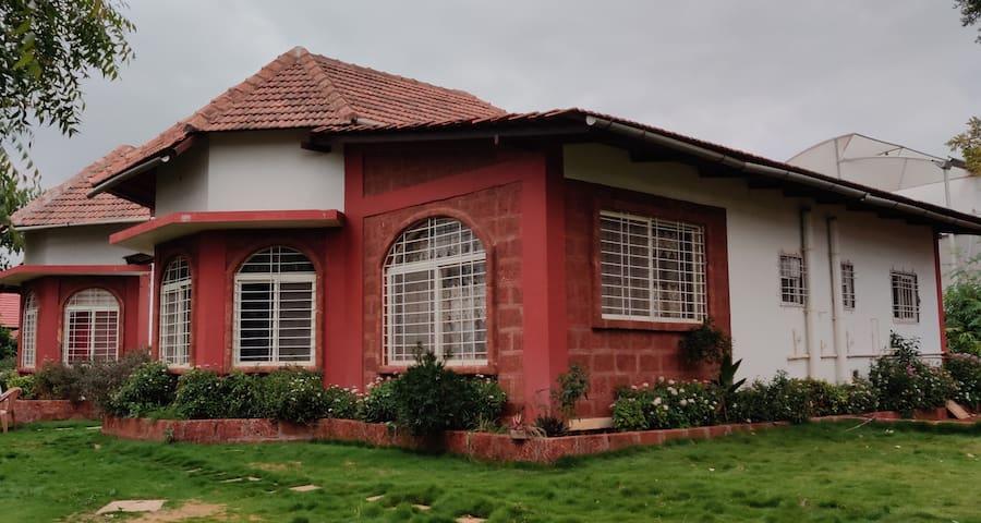Perfect farmhouse for getaways